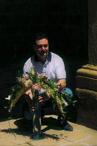 Florista Ignacio Guillén